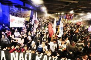 Protesto MPL 2 - Mídia Ninja