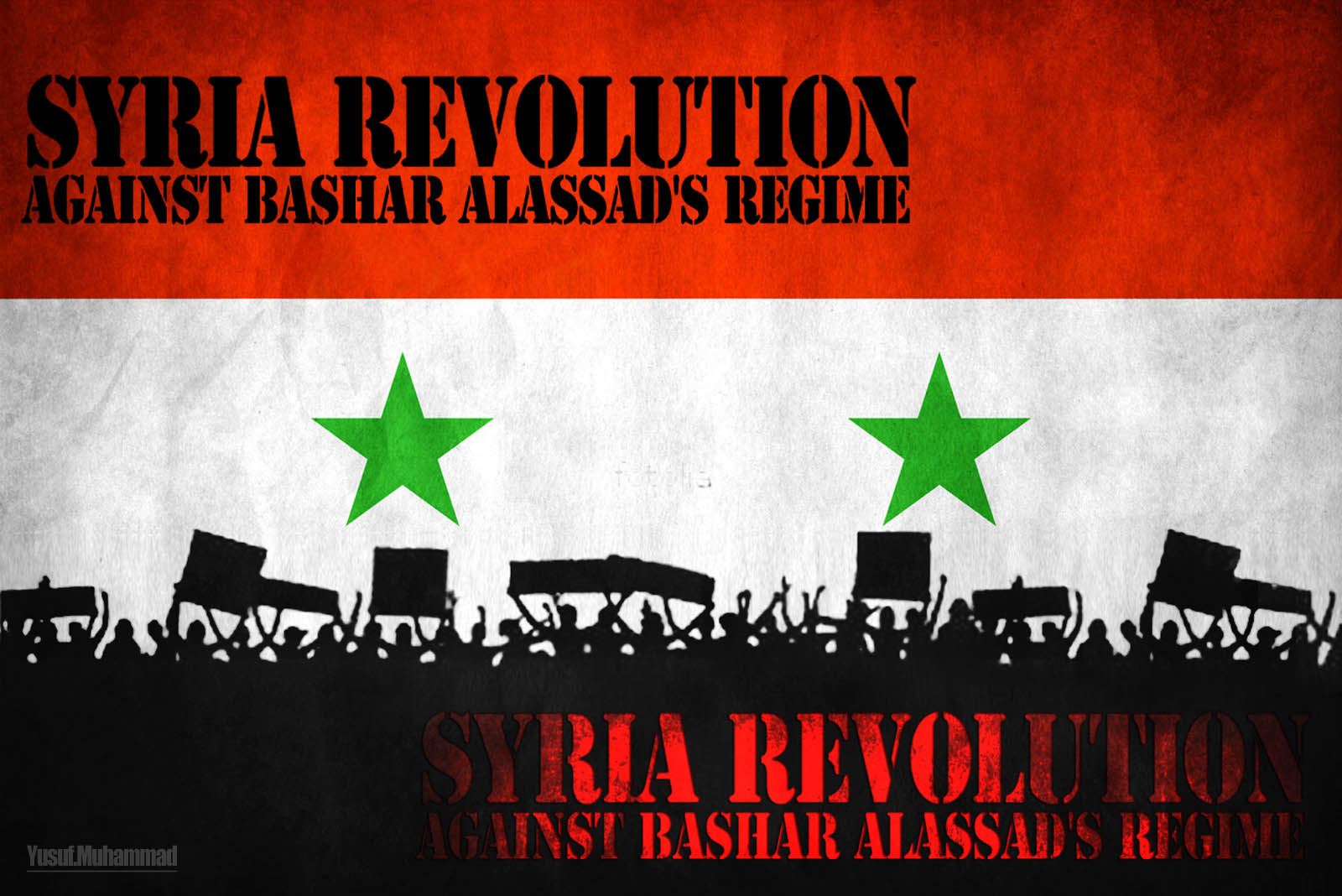 syrian revolution A blog about developments related to syria and the syrian revolution.
