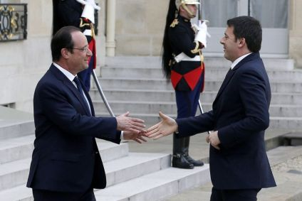 renzi-hollande