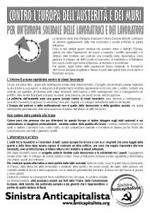 Volantino Contro UE dell'austerità-01
