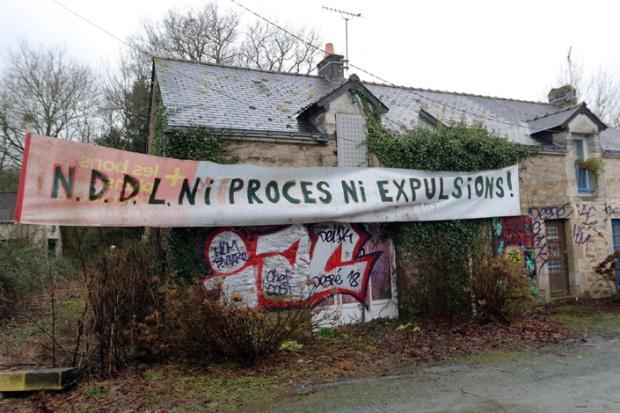 Notre-Dames-des-Landes airport project scrapped